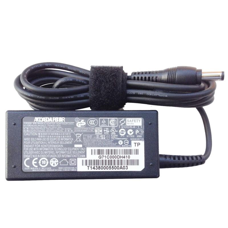 Power adapter fit Toshiba Portege Z30-B